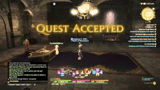FFXIV - Patch 3.2 - ALL NEW CONTENT [[ Unlock Guide ]]