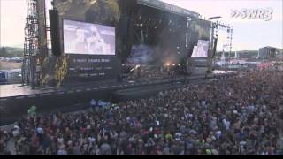Parkway Drive - Bulls On Parade  (Live @ Rock am Ring 2015) HD
