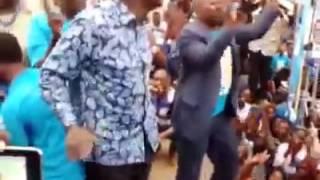 Walk to Work nutty neithan: Kiiza Besigye offical dance