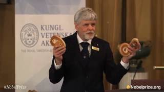 Announcement of the Nobel Prize in Physics 2016