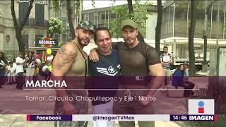 Mañana se realizará la marcha gay 2018 en la CDMX | Noticias con Yuriria Sierra