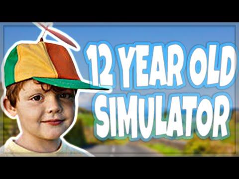 A 12 Year Old Simulator...