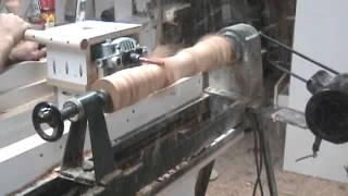 Crazy Router Lathe Video