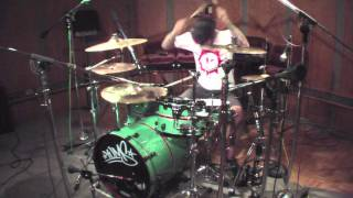 SKRILLEX - SCATTA (FEAT FOREIGN BEGGARS AND BARE NOIZE) Keith Reber - Drum Cover