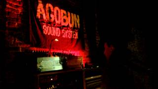 Agobun Sound System @ Dub Circus #1