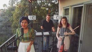 Sia   Cheap Thrills Vidya Vox Cover ft  Shankar Tucker & Akshaya Tucker   YouTube 1080p