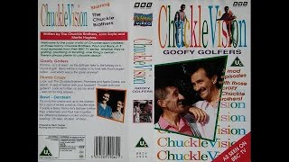 ChuckleVision - Goofy Golfers (1993, UK VHS)