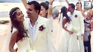Lisa Haydon WEDDING Inside Pictures | Dino Lalvani  | LehrenTV