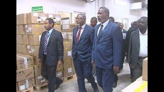 جولات السيد معتز موسى رئيس مجلس الوزراء ووزير المالية |  #صباح_الشروق
