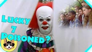 The Lucky 7 Poisoned!  - IT Movie Analysis (1990 Mini-Series)