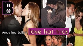 Angelina Jolie's Love Hat-trick : Angelina's affairs previous to Brad Pitt