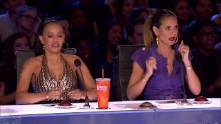 America's Got Talent 2017 Men with Pans Full Pantastic Audition S12E04