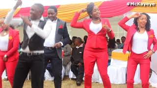 Bridal Dance with MC Kayeye