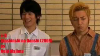 9 Kento Nagayama Dramas
