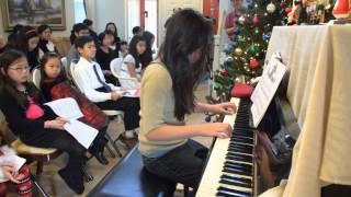 07. Rebecca - Jingle Bells, Indian Song