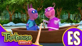 Los Backyardigans Dibujos Animados: Episodios 29, 12, 13 Para Niños - Compilación De 70 Mins