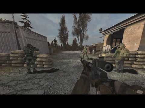 Call of Misery: Story mode, Stalker faction - part 3