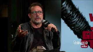 "Jeffrey Dean Morgan Discusses His Role On ""The Walking Dead"""