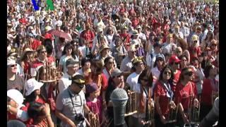 Pemecahan Rekor Dunia Angklung di Washington, AS - Liputan Berita VOA 10 Juli 2011
