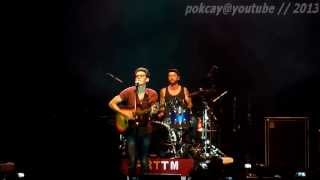 [HD] A Rocket To The Moon - Baby Blue Eyes (Live in Jakarta 2013)