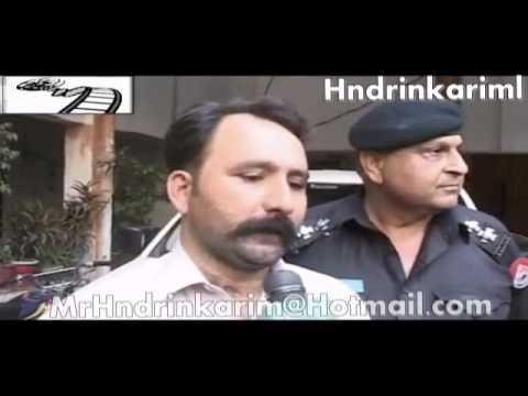 Pashto Singer Ghazala Javed s husband arrested for her murder Malik Jahangir Khan 2012