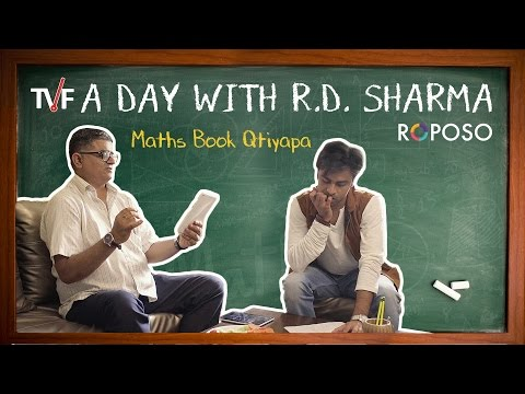 TVF s A Day with RD Sharma E01