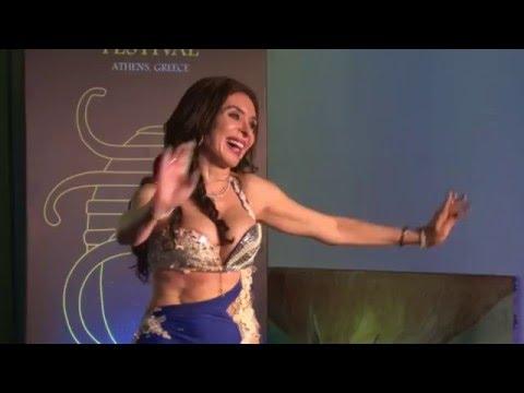 DINA (EGYPT) 2016 ORIENTAL PASSION FESTIVAL - DAENO MIN