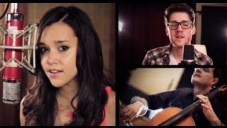 Begin Again  Taylor Swift Cover Megan Nicole Alex Goot The Piano Guys