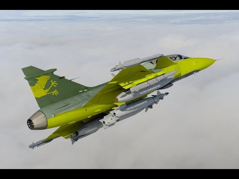 Gripen NG Brazil True Collaboration -