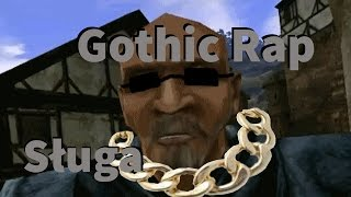 [Teledysk] Gothic Rap - Sługa