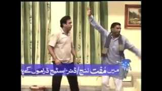 Amanat Chan Sohail Ahmed Sakhawat Naz on fire 2012 very funny