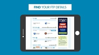 How to find your FTP username and password | 123-reg Support