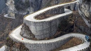 Top 10 Dangerous Roads in the World 2017