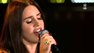 Lana Del Rey - Summertime Sadness (live at New Pop Festival HD)