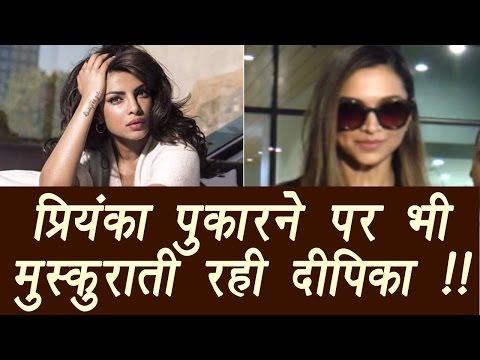 Xxx Mp4 Deepika Padukone Mistaken As Priyanka Chopra At LA Airport FilmiBeat 3gp Sex
