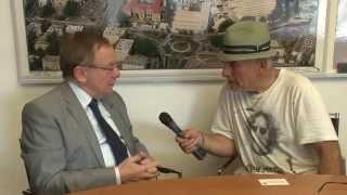 The SHTICK S38-02 Seg.2 Henry interviews Prof. Rafael Beyar