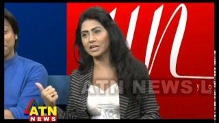 Young Nite - Actor Alisha Pradhan (অভিনেত্রী আলিশা প্রধান) - May 14, 2016