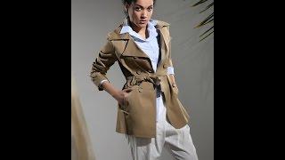 Tozlu Giyim 2015 Trençkot Modelleri