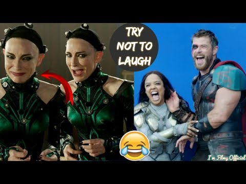 Xxx Mp4 Thor Ragnarok Hilarious Bloopers And Gag Reel Full Outtakes 2018 3gp Sex