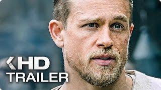 KING ARTHUR: Legend of the Sword Exclusive Featurette & Trailer (2017)
