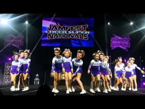 The Cheer Center Y2 Purple Reign