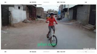 Arfan rider hyderabad