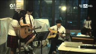 Jung Son Woo - I Choose To Love You (OST MonStar 2013)