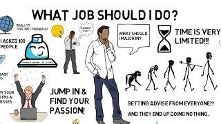 WHAT JOB SHOULD I DO? - Nouman Ali Khan Animated