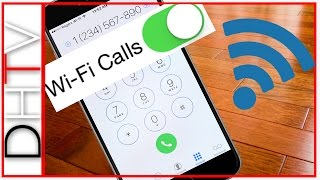 How To - Wifi Calling On iPhone 6s, 6s Plus, 6, 5s, 5c