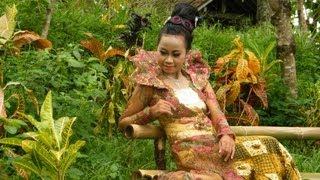 Tribal Girl of Blambangan_Wanita Banyuwangi_Suku Osing