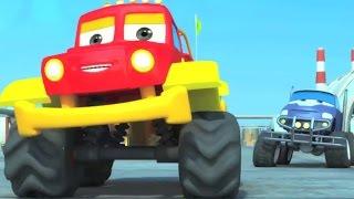 monstruo camión Dan   somos el monstruo camión   canción camión para niños