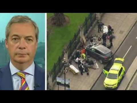 Farage Europeans losing patience with immigration policies