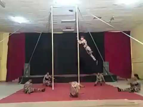 Pakistan Army in action.b rave pak army soldiers shows their performance