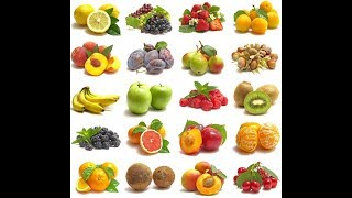 Fruit Rhymes - Best Collection of Rhymes for Children in English | Vegetable Rhymes